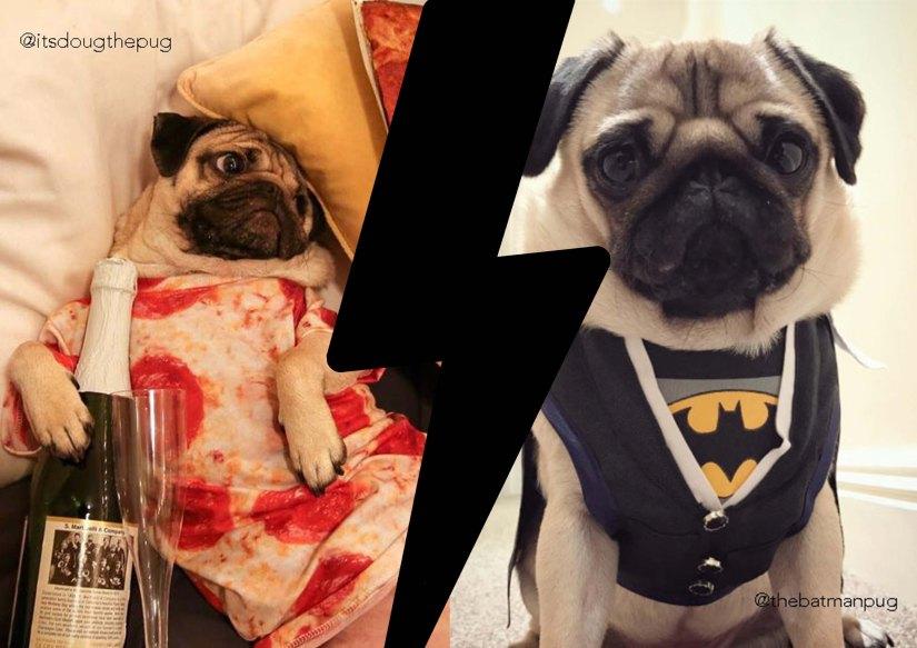 SCANDAL: Doug and Batman, not friends afterall!